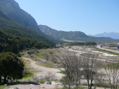 Thermopylae Ancient Coastline