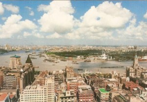 Shanghai, China, 1990. Source: http://www.businessinsider.com/shanghai-1990-vs-2010-2010-6