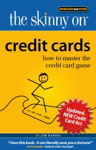 Credit Cards (book). Source: http://theskinnyon.com/credit-card.aspx