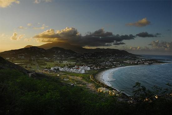 Frigate Bay, Saint Kitts. Source: http://commons.wikimedia.org/wiki/File:Frigate_Bay.jpg