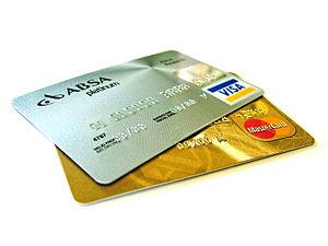 Česky: Kreditní karty Deutsch: Kreditkarten En...