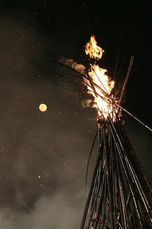 Korea-Daeboreumnal-Full Moon Festival