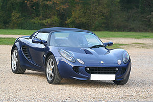 Picture of a Lotus Elise S2 Sports Tourer in C...