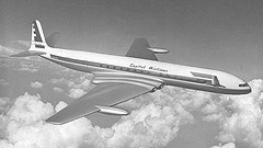 Capital Airlines de Havilland DH 4A Comet