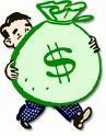 English: earn money