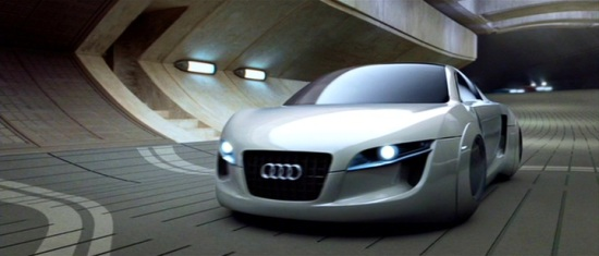 Audi from I, Robot. Source: http://imcdb.org/vehicle_1833-Audi-RSQ.html
