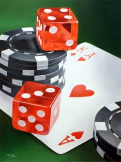 Casino games. Source: http://www.artelista.com/obra/5907308016657704-casino.html