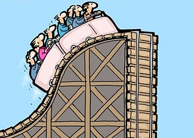 Weekend Reading: Riding the Roller Coaster