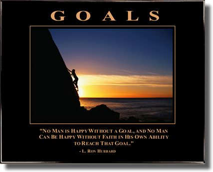 Goals. Source: http://lizyartur.blogspot.com/2010/12/how-to-set-goals-for-2011.html