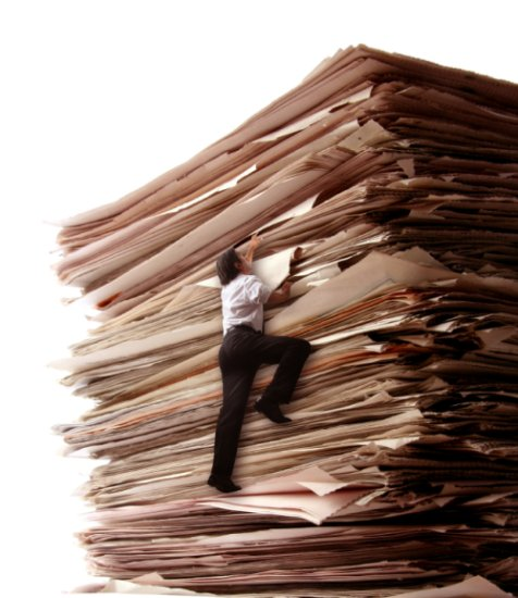 A huge paper stack. Source: http://www.legaljuice.com/index.html?page=11
