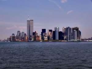 World Trade Center, New York, before 9/11. Source: http://www.flickr.com/photos/chadh-flickr/277042271/