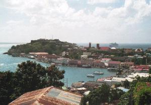 St. George's, Grenada, 2000