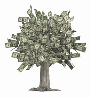 investing is like growing money tree