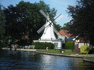 English: Rental property in Horning on the Riv...