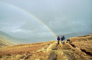 English: Pot of Gold Well we didn't find it - ...