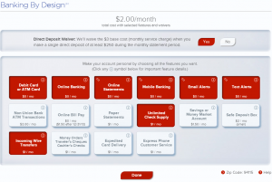 banking by design services grid