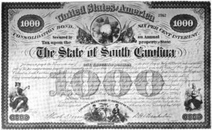 south carolina bond