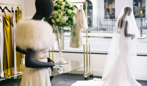 eCommerce: Searches for Online Wedding Dresses and Presents Soar