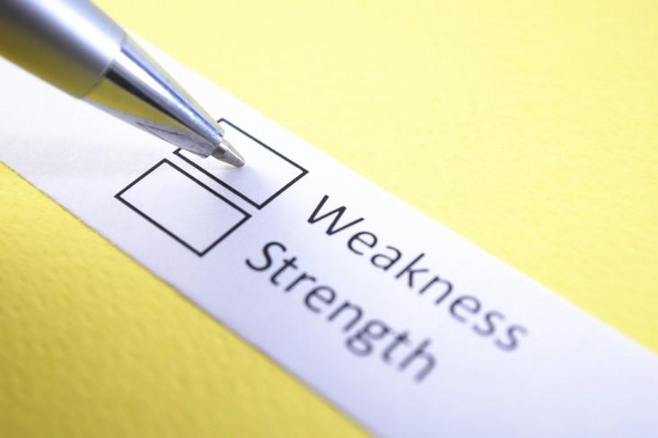 mba weakness essay