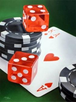 Casino games. Source: http://www.artelista.com/obra/5907308016657704-casino.html