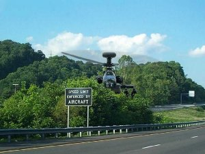 Apache speed trap. Source: http://www.strategypage.com/humor/articles/military_jokes_200542422.asp