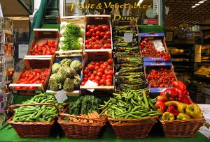 Vegetables. Source: Pam Brophy, http://www.geograph.org.uk/photo/8937