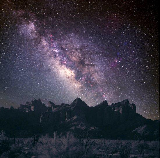 Milky Way Galaxy. Source: http://apod.nasa.gov/apod/ap040223.html