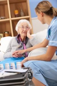 senior living care picture
