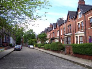 tarraced houses victorian